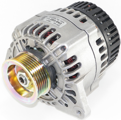 Tucson Alternator Part Number 48124