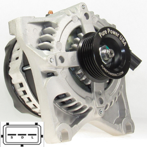 Tucson Alternator Part Number 7795ND240