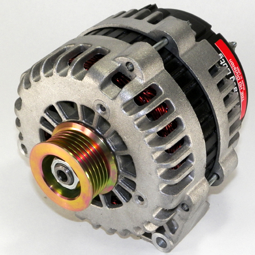 Pureseries 180amp High Output Alternator Chevrolet Gmc Trucks 2003 2007